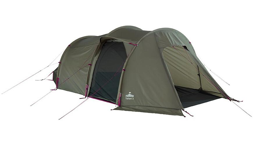 Nomad Tellem 3 Tent Calliste Green